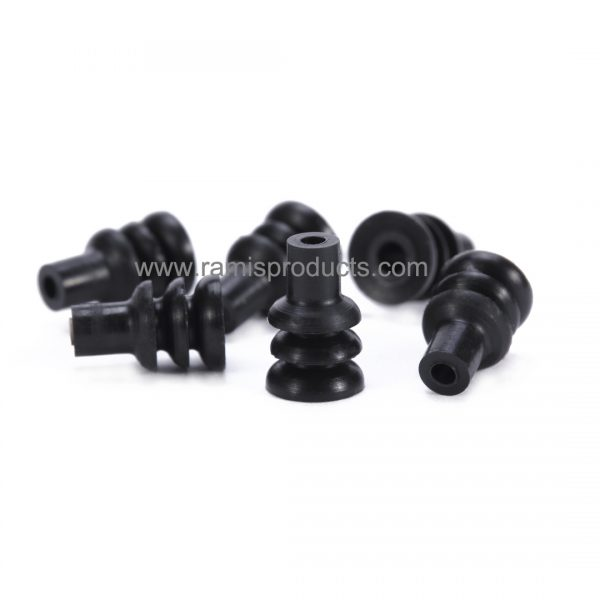 1.3mm Single wire seal black