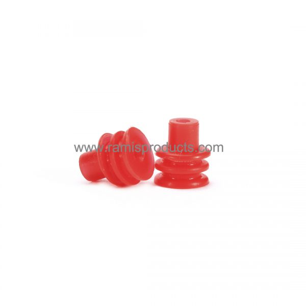 1.4mm cable seal red